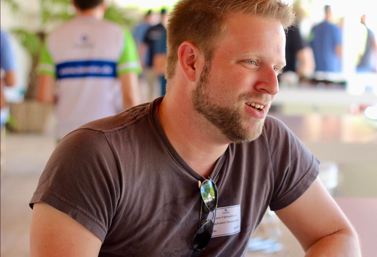 Bild von Jens Fahnenbruck beim Sommerplenum