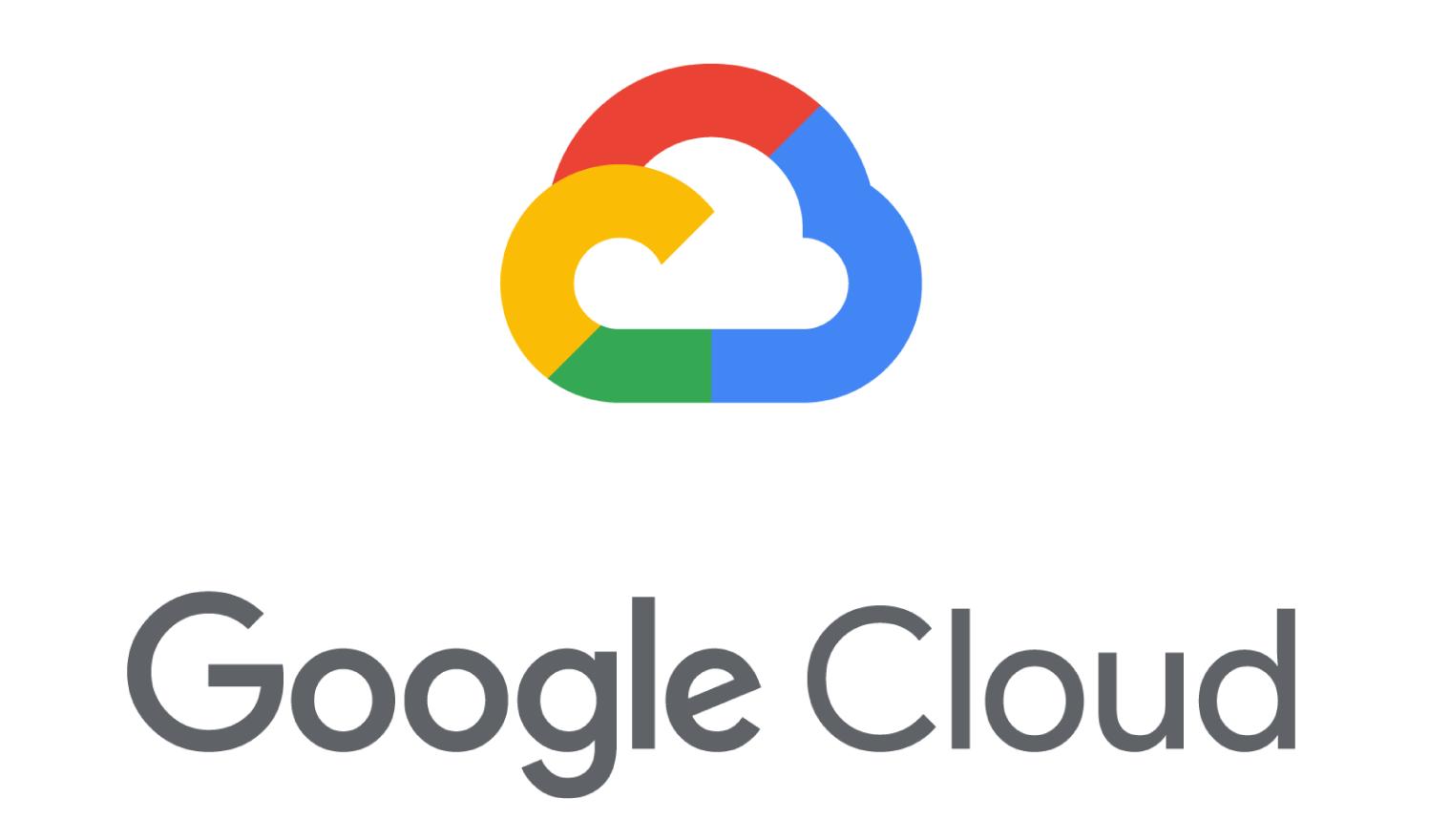 Logo der Google Cloud