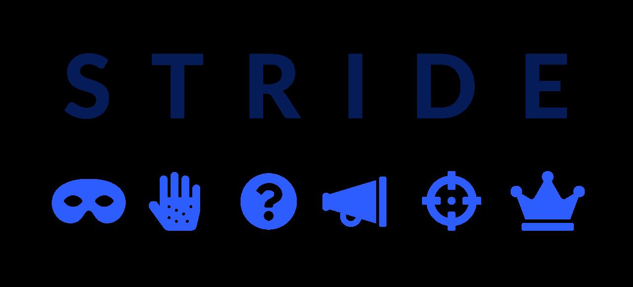 Akronym STRIDE