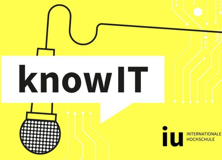 Programmieren als Kernkompetenz für die Zukunft: Zu Gast beim Podcast der Internationalen Hochschule iu