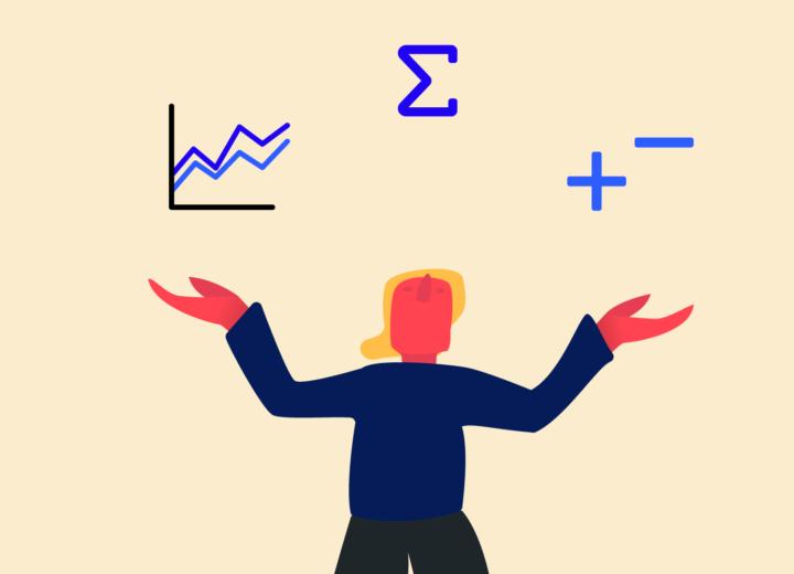 Der Tag zweier Mathematikerinnen bei inovex: Jonglieren mit Daten!