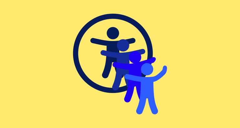A variation of the accessibiliy icon